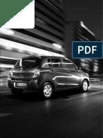 Suzuki Celerio Preisliste August 2015