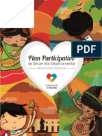 Plan de Desarrollo Departamental 2016-2019 Nariño Corazón Del Mundo (1)