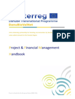 WP1 Project and Financial Management Handbook