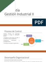 Ayudantia Gestión Industrial II