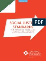 080917 Social Justice Standards