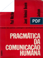 Paul Watzlawick -  Pragmática da comunicação humana.pdf