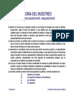 Teoría Del Muestreo, FCN