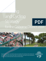 Walking and Cycling Strategy
