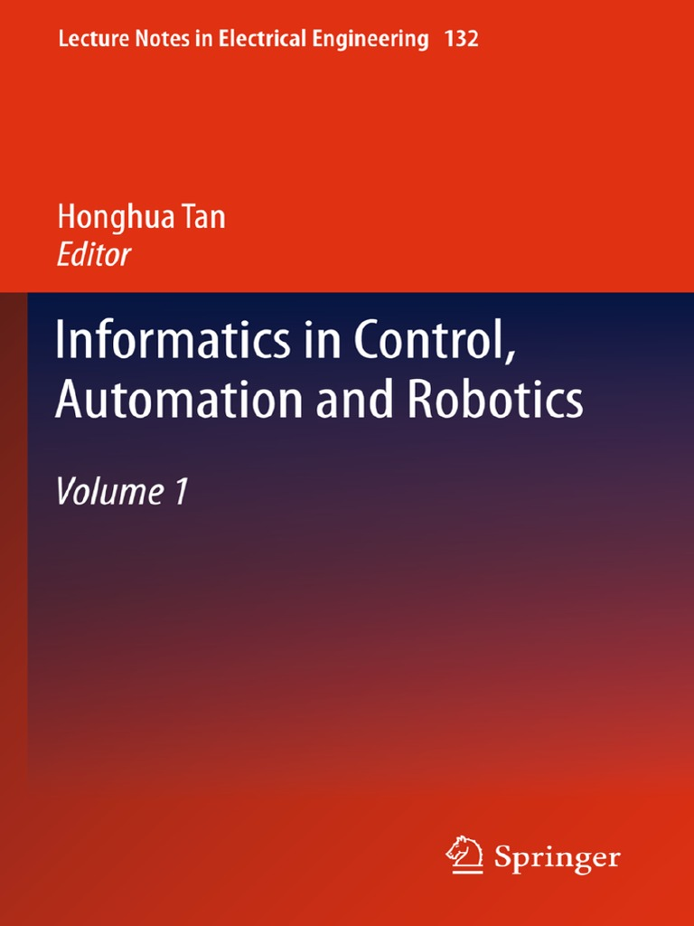 Informatics In Control Automation And Robotics Educational Wiring Diagram For Ec2 With Ls1 Coils Technology Theory