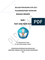 BAB I Text and Nontext