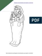 Desenhos Egito Antigo