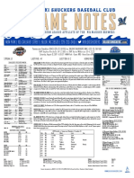 8.12.17 vs. TNS Game Notes