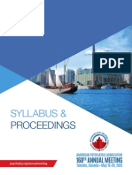 Am Syllabus 2015