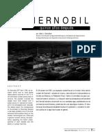 Chernobil 15 años despues
