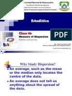 Clase 10_Medidas de Dispersion