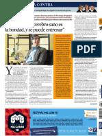 Richard Davidson - Investigador en Neurociencia