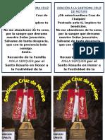 Santisima Cruz