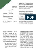 Criminal Procedure - Full Text Cases (a-H)