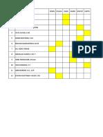 Piket Struktural 2016-2017