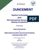 trophy decosse announcement 2018