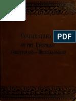 Ephesians - American Commentary