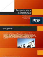 Prospección y Exploración