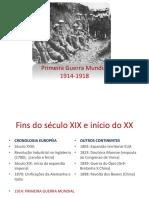 primeiraguerramundial-110809144932-phpapp02