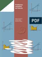 Problemas Resueltos de Cálculo Por García, Isaac