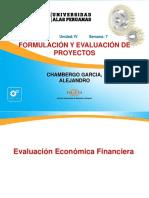 Práctica de Evaluación Económica Financiera