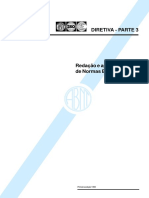 ABNT Original NBR Diretiva parte 3 (1995) - Redação e apresentação de normas brasileiras (4+23=27 p).pdf