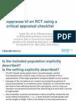 Checklist 2 Armed Rct Default