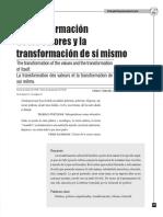 Dialnet LaTransformacionDeLosValoresYLaTransformacionDeSiM 4040145 (1)