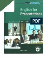 English for Presentations 2