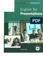English for Presentations 2