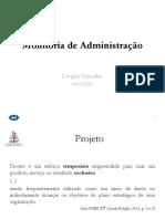 (Vimpr) Projetos e Processos - Aula 1 (4jun2016)
