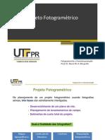 7- Projeto Fotogrametrico