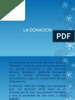 LA DONACION.pptx