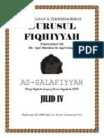3 Terjemah Durusul Fiqhiyyah
