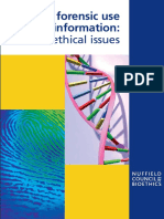 Nuffield Council on Bioethics-The forensic use of bioinformation - ethical issues.pdf