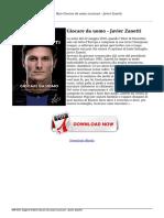 Leggere Il Libro Giocare Da Uomo Javier Zanetti Scaricare