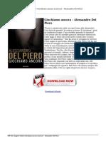 Leggere Il Libro Giochiamo Ancora Alessandro Del Piero Scaricare