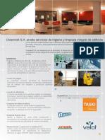 Brochure Cleanwell