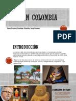 Arte en Colombia