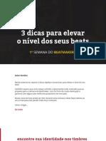 DJ Coala - 3 Dicas Para Elevar o Nivel Do Seu Beat (Academia Beatmaker)