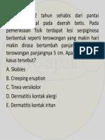 Soal UKMPPD Dokter Ngapak