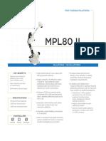 Catalogo Mpl80