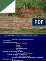 2_ Factores de Formacion Del Suelo