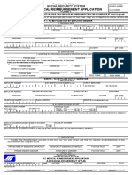 EC Medical Reimbursement Application Form 1