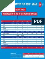Reliance Jio-Data Plans pdf