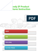 Tiandy IP Product Features Instructions