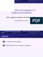 01 Introduccion a La Logistica