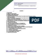 Projeto de Rede de Distribuição - Condições Gerais - GED 3650 - 14-03-2007