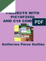Proyectos Con 18f2550 y c18