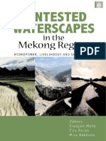 Contested Waterscapes in the Mekong Region